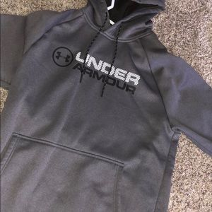 Adult small Under armour sweatshirt